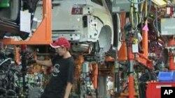 美國汽車工廠