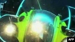 Robot điều khiển từ xa dưới nước