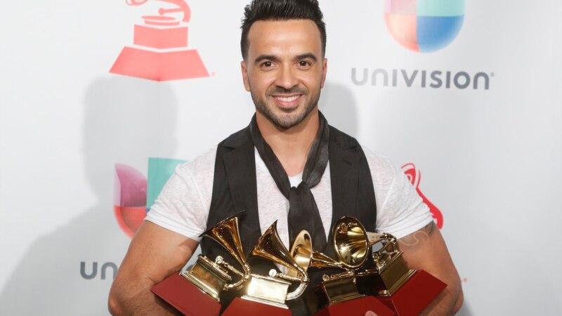 At Latin Grammys, Puerto Rico and 'Despacito' Dominate