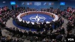 Para sekutu NATO bergabung dengan Amerika Serikat, Senin (14/6), untuk secara resmi menuding Beijing sebagai tantangan keamanan konstan. (Foto: ilustrasi)