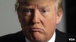 Donald Trump quiere ver el expediente universitario de Obama que que dé fe de su lugar de nacimiento.