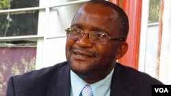 MDC-T party spokesman Douglas Mwonzora (Photo Sebastin Mhofu)