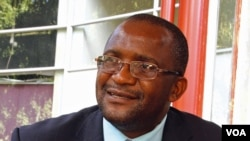 MDC-T party spokesman Douglas Mwonzora