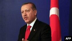 Thủ tướng Thổ Nhĩ Kỳ Recep Erdogan