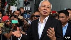 Tsohon Firayin Ministan Malaysia Najib Razak