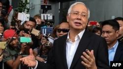 نجیب رزاق نخست وزیر پیشین مالزی - آرشیو