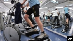 Daily exercise may lead to a longer life.