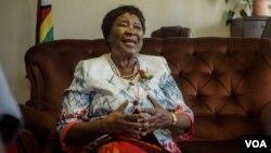 UNkosikazi Eunice Sandi Moyo.