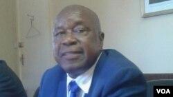 UMnu. Chris Mutsvangwa.