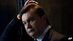 Tổng thống Ukraina Viktor Yanukovych
