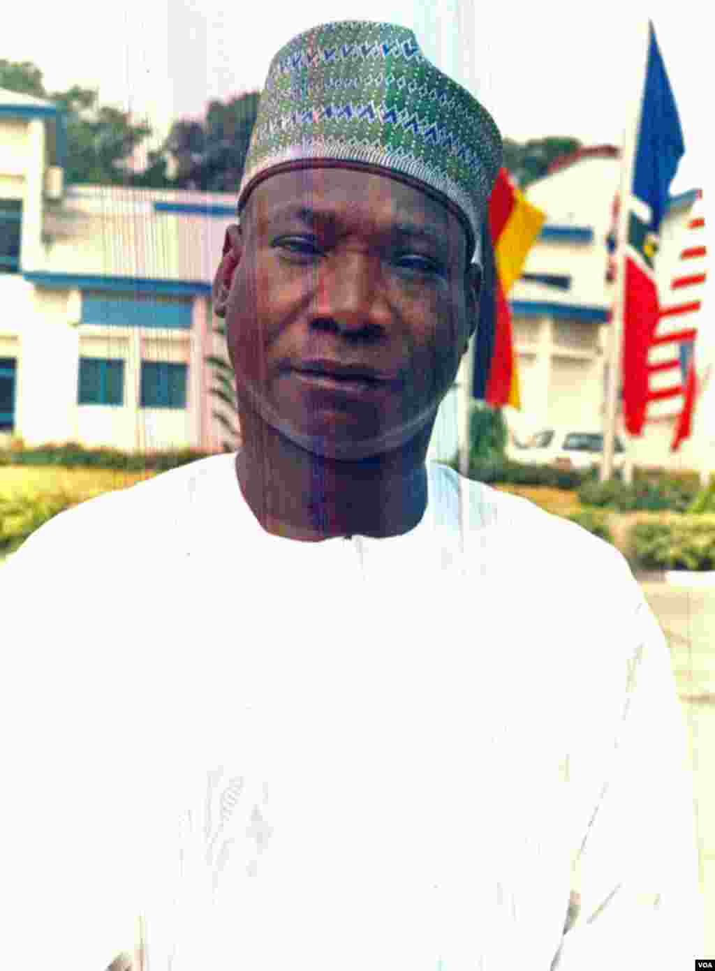 Bawa enjoys listening to Special English programs in Zamfara State, Nigeria.