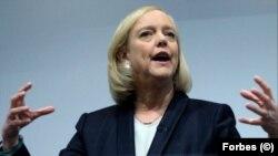 باربارا رنتلر، مدیرعامل فروشگاه های زنجیره ای راس، تنها زن در فهرست ۱۰۰ نفره مبتکران مجله فوربز است
