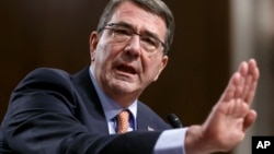 Ashton Carter, President Barack Obama's choice to be defense secretary