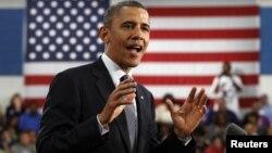 Barack Obama mantiene una ventaja en Ohio de seis puntos porcentuales por encima de Romney.