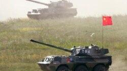 俄中军事领域联手相互利用 未来可能更多秀肌肉