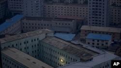 세계 보도 사진전 일상부문 1등작 '북한'