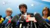 스페인 법원, 벨기에 피신 카탈루냐 지도부에 소환장