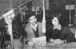 رادیو ایران، سال ۱۳۳۹، ایران بزرگمهر و ایرج گرگین