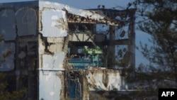 Nhà máy Fukushima Dai-Ichi đã bị tàn phá bởi một trận động đất lớn kéo theo một trận sóng thần, ập vào Nhật Bản hồi tháng Ba năm nay