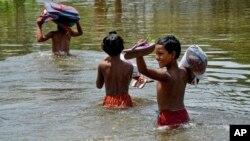 South Asia Floods