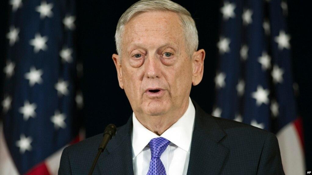 Глава Пентагону пред'явив Пхеньяну ультиматум