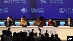 La 18a. conferencia sobre cambio climático ha comenzado este lunes en Doha, Qatar, e incluirá conversaciones para un nuevo tratado global sobre el clima, que estaría finalizado en 2015.