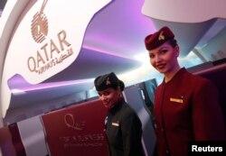 Qatar Airways tidak akan menyajikan minuman beralkohol secara terbuka saat Ramadan.