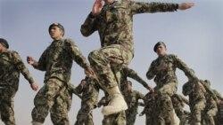 آموزش نيروهای ويژه افغان برای تقبل مسؤليت های جديد