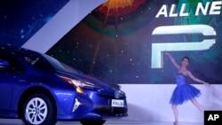 Prius đã trở thành chiếc xe lai, hay xe hybrid, bán chạy nhất trên thế giới.