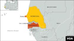 Casamance region of Senegal