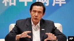 Tổng thống Đài Loan Mã Anh Cửu.