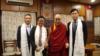 台灣民進黨秘書長羅文嘉首次以政黨身份拜會達賴喇嘛