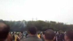 2011-12-22 粵語新聞: 海門發電廠引發的抗議導致衝突升級