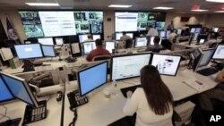 National Cybersecurity & Communications Integration Center (NCCIC) u Arlingtonu, Virginia