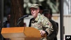Генерал Остин Миллер (архивное фото)