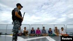 Nhiều ngư dân Việt bị Indonesia bắt vì đánh cá trái phép trong vùng biển Indonesia