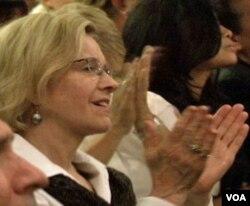 Judy Edstrom tidak heran Gema Sangkakala meraih emas.