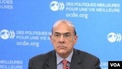 Sekjen OECD, Angel Gurria
