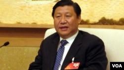 中國最高領導人習近平(資料圖片)