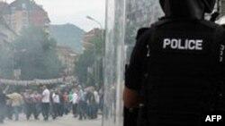 Reagime nga banorët e Mitrovicës për ngjarjet e ditëve të fundit
