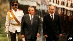 El gobierno de La Habana ha sido un aliado histórico de Moscú.