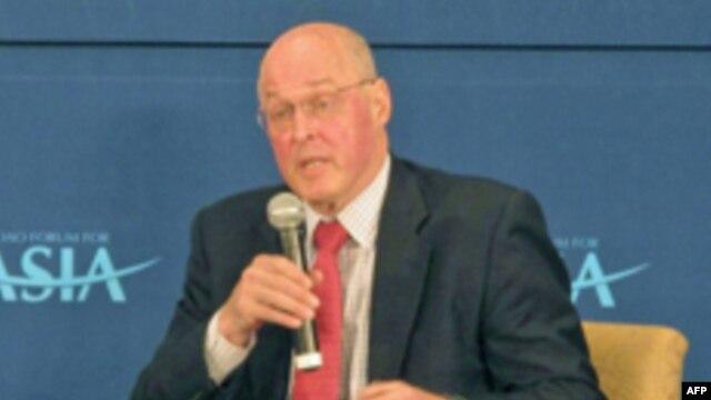 Cựu Bộ trưởng Tài chánh Mỹ Henry Paulson
