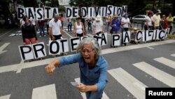 La ONU pidió al Gobierno de Venezuela que permita la participación en un referéndum no oficial previsto para el domingo 16 de julio de 2017.
