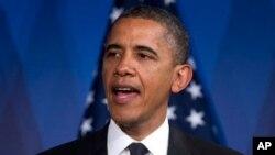 9일 동성결혼 지지 의사를 밝힌 바락 오바마 미 대통령 (자료사진)