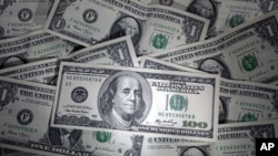 國際儲備貨幣美元