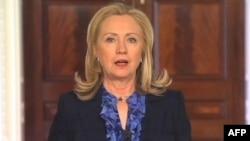Državna sekretarka Hilari Klinton govori o Burmi