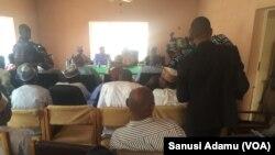 Taron hukumar zabe da masu ruwa da tsaki a Adamawa