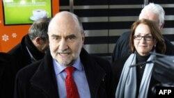 Trưởng phái đoàn IAEA Hermann Nackaerts