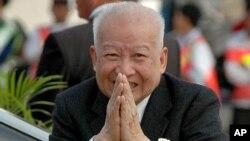 Cựu quốc vương Campuchia Norodom Sihanouk vừa qua đời ở Bắc Kinh