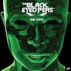 "The Black Eyed Peas ""The End"" CD"
